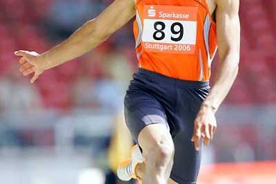 Mohamed Salman Al Khuwalidi of Saudi Arabia - Long Jump winner in Amman (Bongarts / Getty Images)