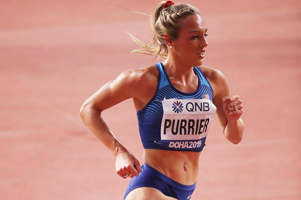 Elinor Purrier at the 2019 World Championships (Getty Images)