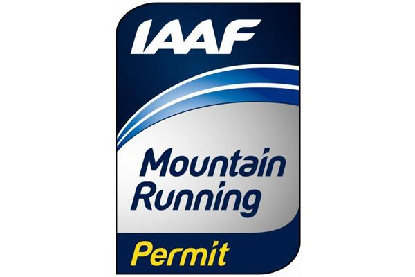 Mountain Running Permit logo (IAAF)