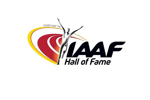 IAAF Hall of Fame Logo (IAAF)