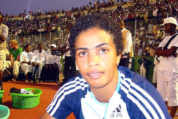 Rosa Rakotozafy (MAD) - Brazzaville (Ouma)