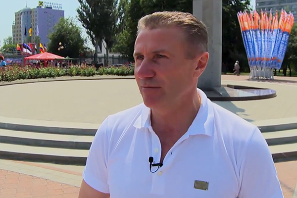 Sergey Bubka on IAAF Inside Athletics (IAAF)
