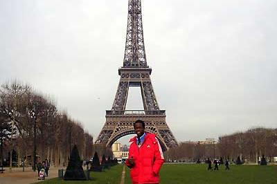 Dayron Robles in Paris (c)