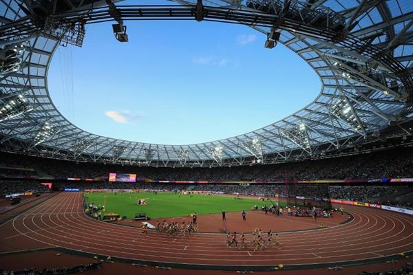 London Stadium - IAAF World Championships London 2017 (Getty Images)