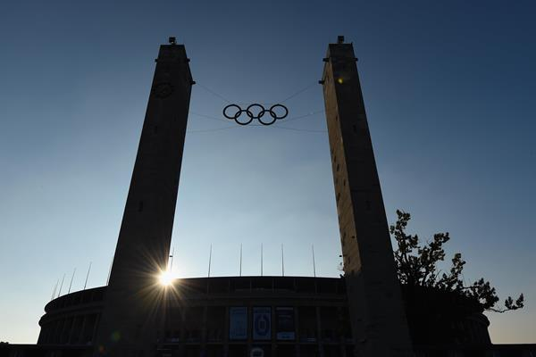 Berlin's Olympiastadion (AFP / Getty Images)