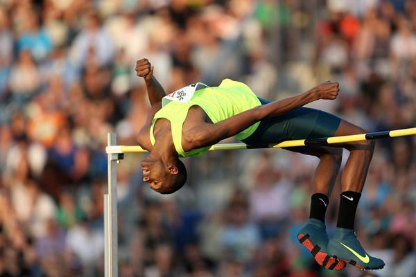 Another IAAF Diamond League win for Mutaz Essa Barshim (Getty Images)