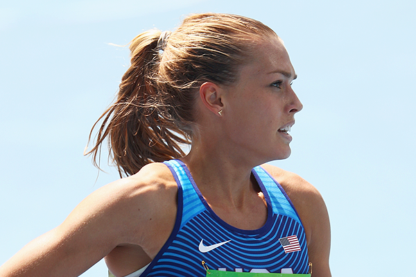 US distance runner Colleen Quigley (Getty Images)