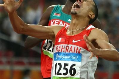 Rashid Ramzi, Olympic 1500m champion (Getty Images)