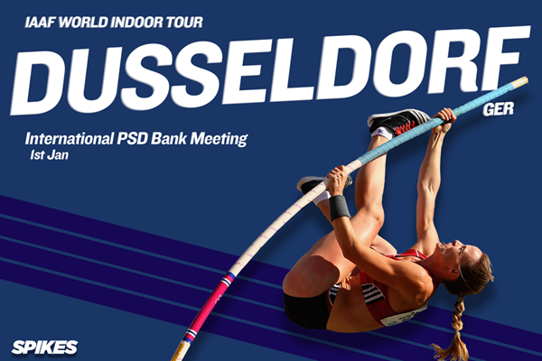 World Indoor Tour 2017 Dusseldorf ()