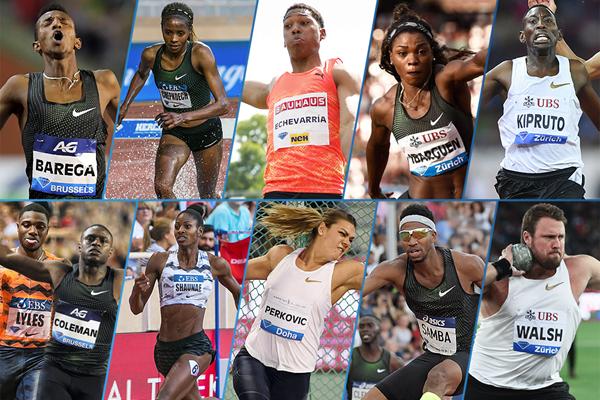 The top 10 moments from the 2018 IAAF Diamond League (IAAF)