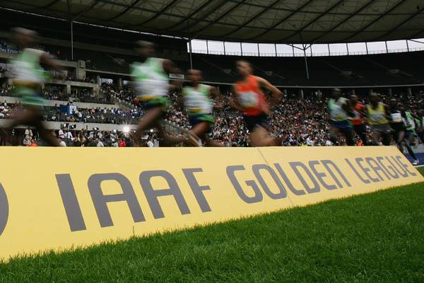 The 2006 Golden League Conclusion in Berlin (Getty Images)