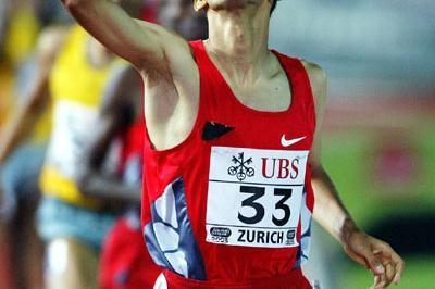 Hicham El Guerrouj dominates Zurich's 1500m (Getty Images)