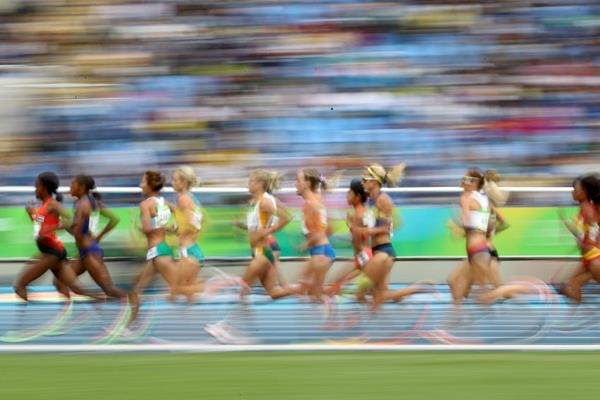 The women's 10,000m at the Rio 2016 Olympic Games (Getty Images)