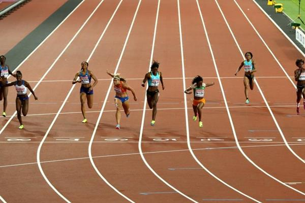 Dafne Schippers wins the 200m at the IAAF World Championships London 2017 (Getty Images)
