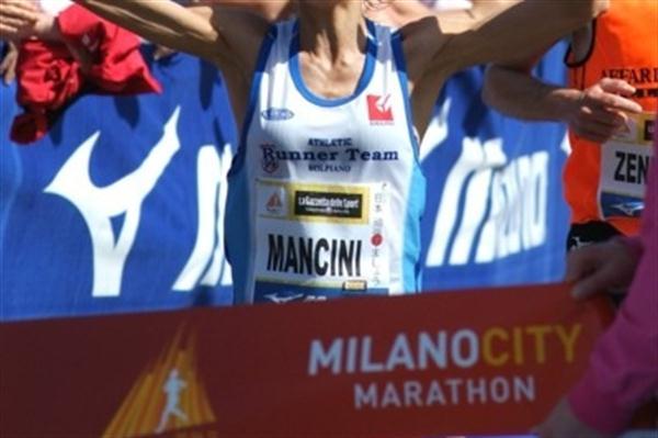 Marcella Mancini - 2:41:24 in steamy Milan (Lorenzo Sampaolo)