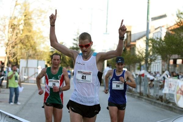 Eric Tysse wins again in Rio Maior (Marcelino Almeida)
