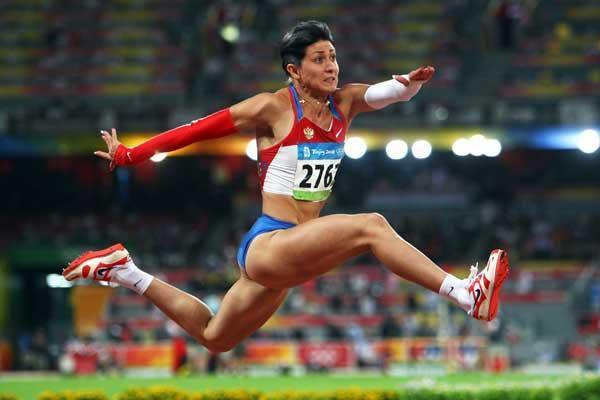 Tatyana Lebedeva (Getty Images)