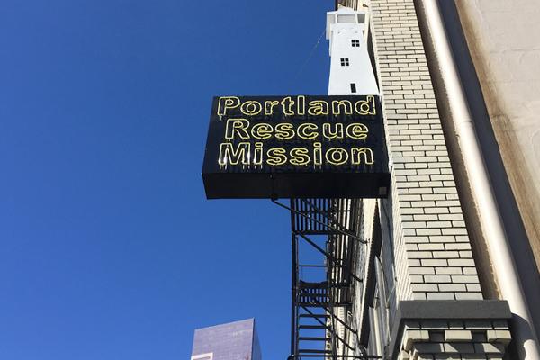 Portland Rescue Mission ()