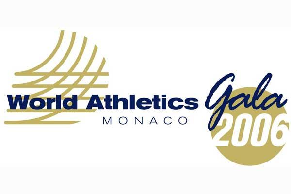 World Athletics Gala 2006 logo (IAF)