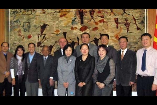 IAAF HPTC opens in Beijing - opening ceremony on 1 April 2009 (IAAF.org)