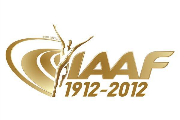 IAAF Centenary Logo  (IAAF)