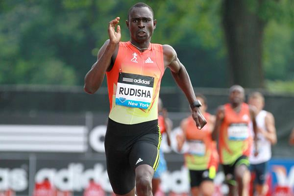 David Rudisha, unstoppable in New York (Victah Sailer)