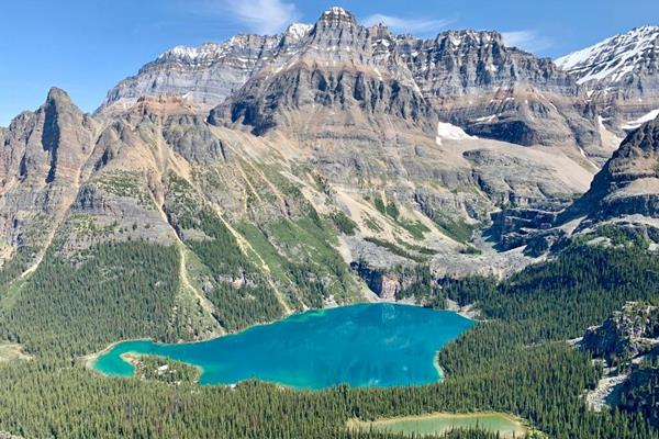 Banff National Park in Canada (Bo Oudshoorn)