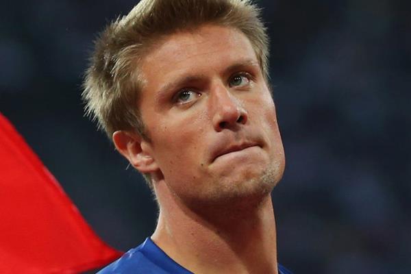 Norwegian javelin thrower Andreas Thorkildsen (Getty Images)