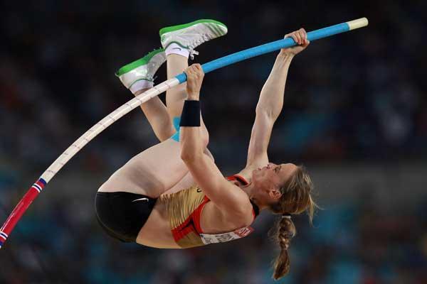 Silke Spiegelburg (Getty Images)