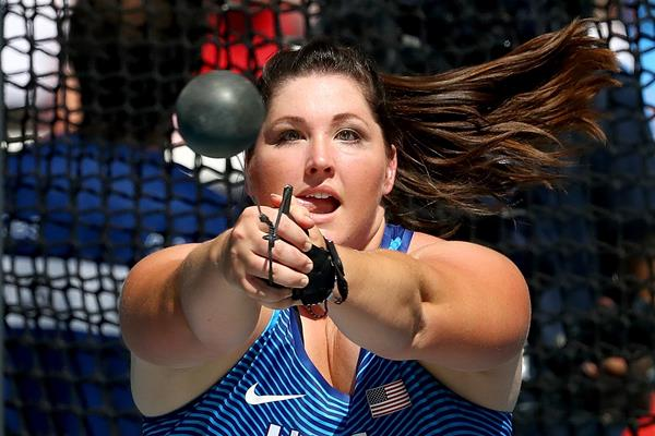 Deanna Price at the 2016 Olympics (Getty Images)