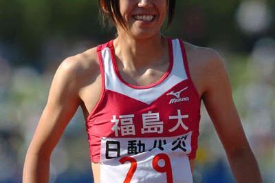 Asami Tanno of Japan (Rikujyo Kyogi Magazine)