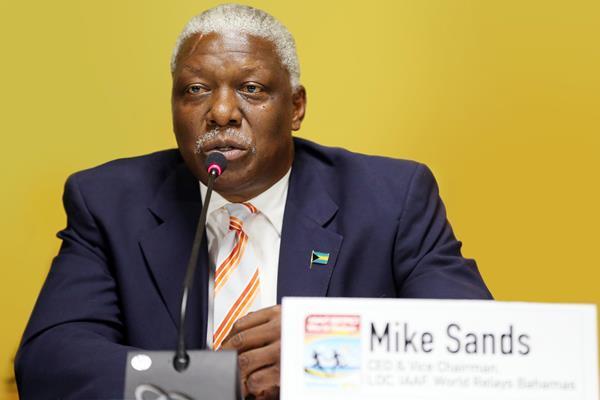 NACAC Athletics Association President Mike Sands (Getty Images)