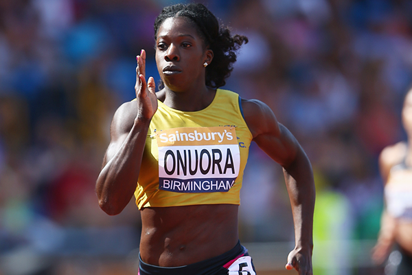 Anyika Onuora, winner of the British 400m title (Getty Images)