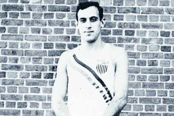 US sprinter Lindy Remigino ()