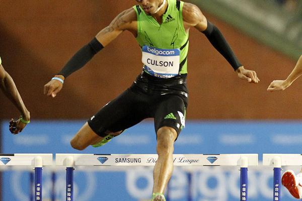 Javier Culson wins in Brussels (Gladys Chai van der Laage)