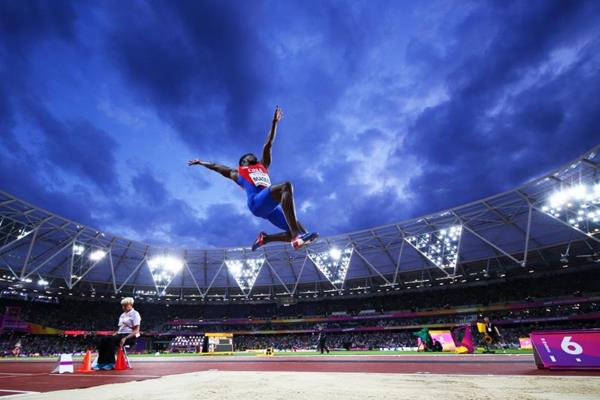 Cuba's Maykel Masso at the IAAF World Championships London 2017 (Getty Images)