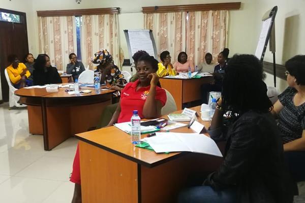 The Gender Leadership Seminar in Nairobi (WA)
