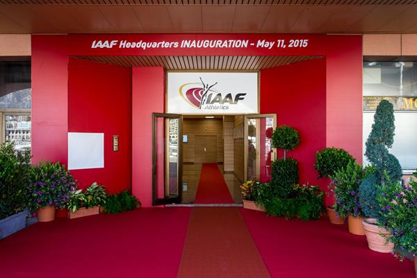 IAAF HQ (IAAF / Philippe Fitte)