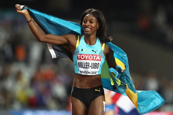 Image result for Shaunae Miller-Uibo