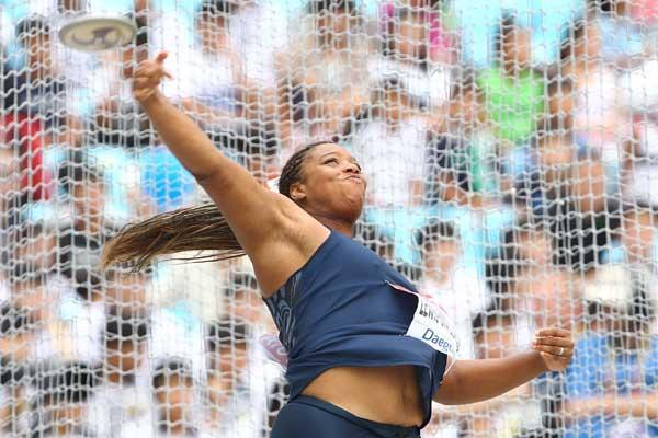 Gia Lewis-Smallwood (Getty Images)