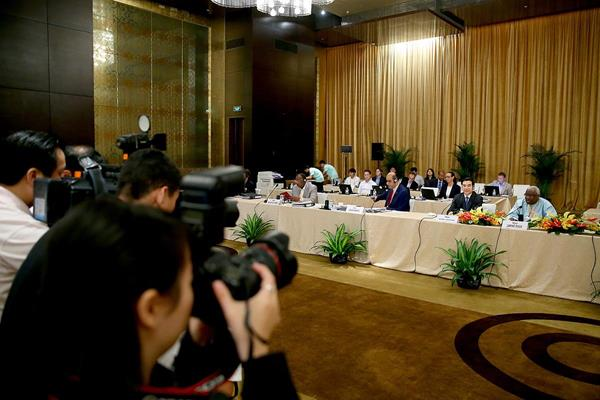 The IAAF Council Meeting in Beijing (Getty Images)