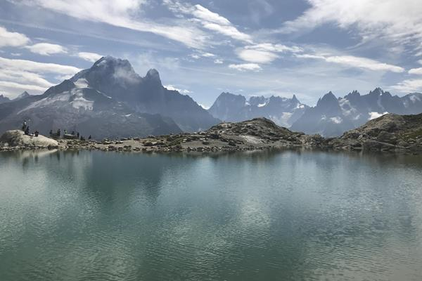 Lac Blanc, Chamonix (Kirsty Reade)