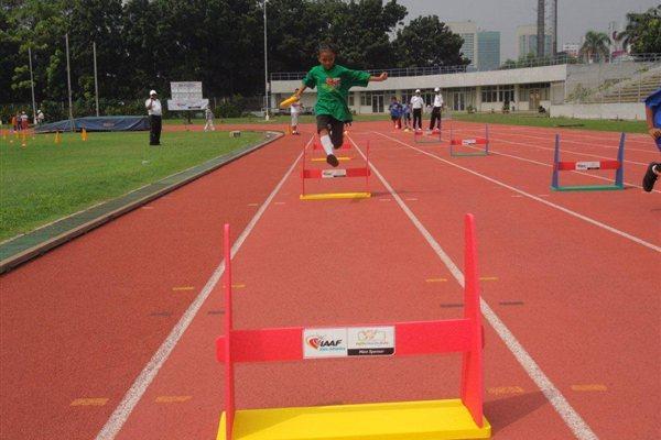 IAAF/Nestlé Kids' Athletics in Jakarta (RDC Jakarta)