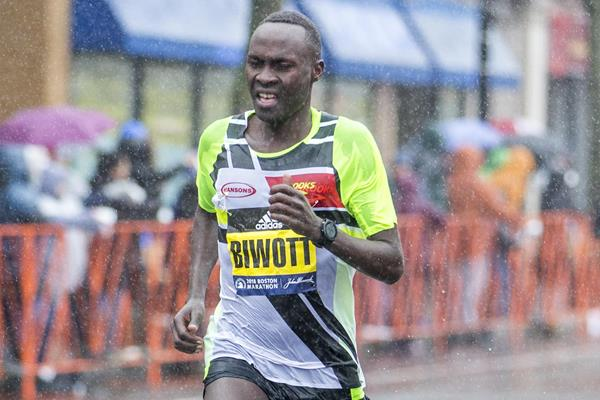 US marathoner Shadrack Biwott (Getty Images)