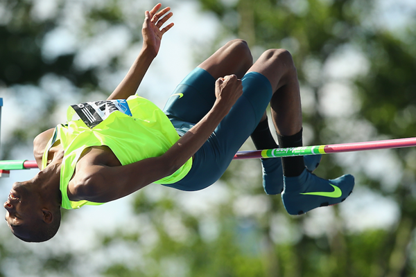 Mutaz Barshim New York ()
