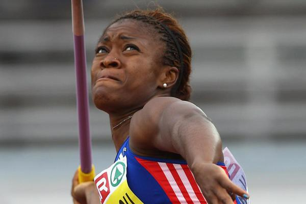 Ida Antoinette Nana Djimou, European Heptathlon champion (Getty Images)