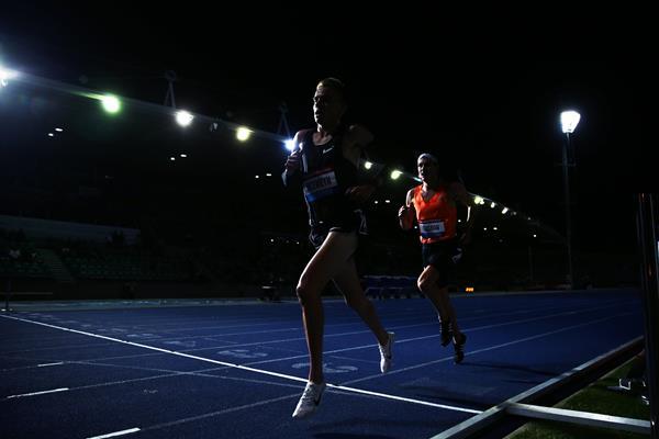 Australian distance runner Stewart McSweyn (Getty Images)
