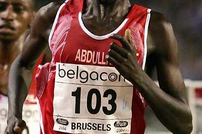 Abdullah Ahmad Hassan of Qatar (Getty Images)