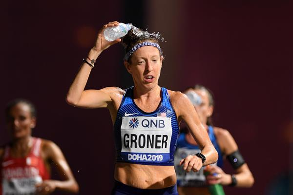 Patience and planning pay off for marathoner Groner| News