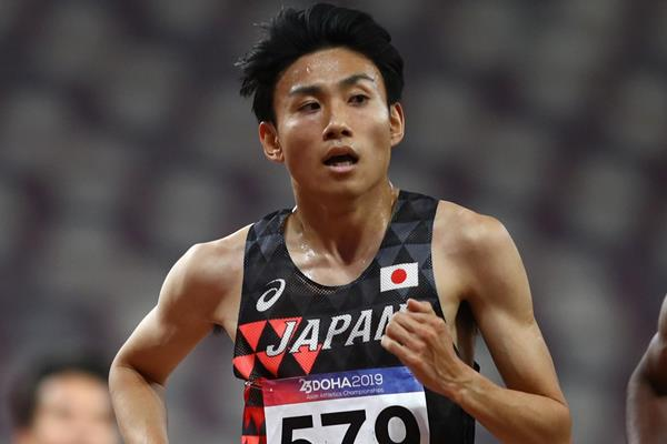 Japanese distance runner Hiroki Matsueda (Getty Images)